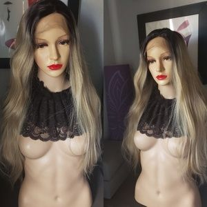 Sexy Ombre Lace Wig 💋 Brand New 💋 So much Fun
